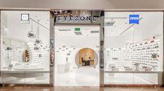 EYEWEAR STORES! Rivoli EyeZone Stores by Labor Weltenbau, UAE » Retail Design Blog