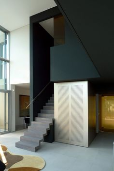 Boxing Life is a private residence designed by UdA