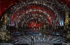 This year's Oscars may not have contained any big surprises, but it is likely to be remembered as the one where politics took centre stage. Center Stage, Cathedral, Politics, Entertaining, Oscars, Foreign Movies, Countries, Day Planners, Colombia
