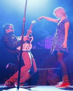 Rivers Cuomo & Hayley Williams Rock Florida State University