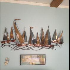 Metal wall art!