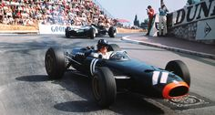 1966 GP Monaco (Graham Hill) BRM P261