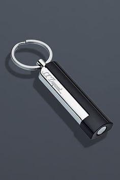 S.T. Dupont Maxijet Punch Cutter Key Ring Cigar Cutter
