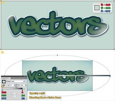 Quick Tip: How To Create a Simple Sticker Text Effect - Tuts+ Design & Illustration Tutorial