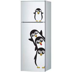 Modelce  Penguen Cartoon Buzdolabı Sticker ürününü, %50 indirim cazip taksit seçenekleri ve hepsikampanyali.com farkıyla hemen satın alın! Modelce Penguen Cartoon Buzdolabı Sticker ,