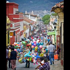 San Cristobal de las Casas , Chiapas, Mexico