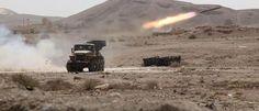 Iran und Hisbollah schickten Kämpfer: Gegen den IS? Von wegen! Putin unterstützt Assads Kampf gegen die Rebellen