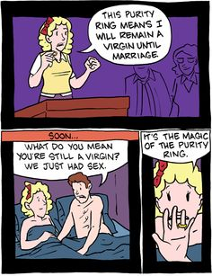 Saturday Morning Breakfast Cereal - purity ring