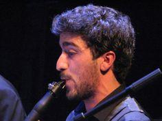Samuel Marques, clarinete
