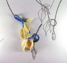 Design from sketch to wax - Progettazione di un monile dallo schizzo alla cera