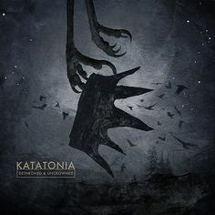 Katatonia Dethroned And Uncrowned on August of 2012 Katatonia released Dead End Kings, their ninth studio album. The album was the band's most Cd Cover, Cover Art, Album Covers, Music Artwork, Metal Artwork, The One, Sweden Stockholm, Musik Illustration, Gothic Metal