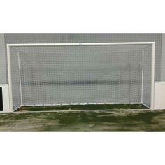 Porterías Fútbol Indoor Metálicas Trasladables Tubo 100 mm.