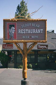 Teddy Bear Restaurant Lake Restaurants California