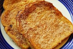 Puffed French Toast ~ The Disney Chef