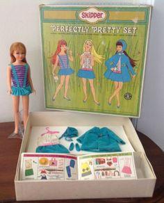 "Living Skipper,  ""Perfectly Pretty Set"" Box Set 1968"