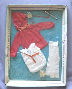"Vintage Tressy Fashion ""Sailing Party"""