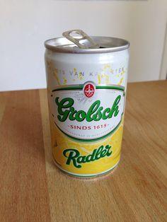 Grolsch Radler. 15 cl, 2% Koninklijke Grolsch.