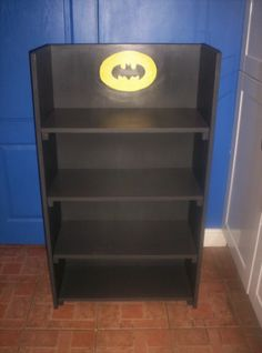 BATMAN Themed Bedroom Set,3ft Bed frame,Bookcase,Toy Box Desk n Chair   eBay