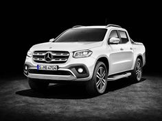 The Mercedes-Benz X-Class Pickup Is Finally Here #XClass #mercedesbenz #mercedes #benz #pickup #mercedesbenzpickup #mercedesbenzXClass