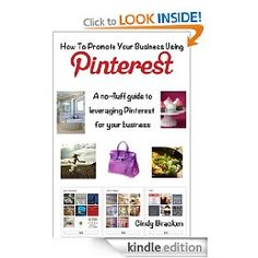 How to promote yourself on Pinterest £1.96