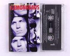 The Lemonheads – Come On Feel Cassette Tape by JeepsterVintage on Etsy