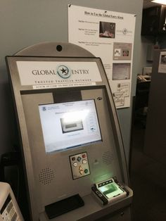 If your status is approved, your interview process will include training on the Global Entry kiosk.
