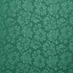 Sapphire+Green+Floral+Brocade+UThe KC634 upholstery fabric by KOVI Fabrics features Floral, Heirloom or Vintage pattern and Dark Green as its colors. It is a Brocade or Matelasse type of upholstery fabric and it is made of 62% Cotton, 38% Polyester material. It is rated Exceeds 45,000 Double Rubs (Heavy Duty) which makes this upholstery fabric ideal for residential, commercial and hospitality upholstery projects. This upholstery fabric is 54 inches wide and is sold by the yard in 0.25 yard…