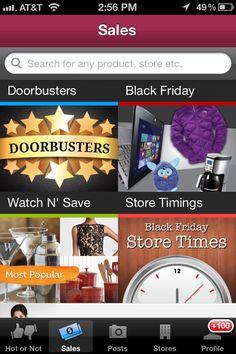The very best Black Friday deals app? Found it.