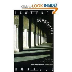 Mountolive (Alexandria Quartet III) by Lawrence Durrell