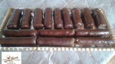 Domácí tvarohové tyčinky Míša s čokoládou!