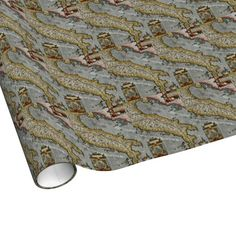 Vintage Map of Italy (1584) Gift Wrap $16.95