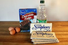 Symphony Bar Brownies Recipe