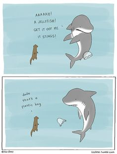 Back in 2013 we brought your attention to the wonderful work of illustrator Liz Climo (read the original post here). Well, now she's back, and she has a whole book of hilarious animal comics! From killer whales to porcupines, dinosaurs to polar bears, Climo attributes a delightful simple sense of humour to all her animal […]