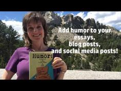 """How to Write and Share HUMOR"" By Donna Cavanagh 