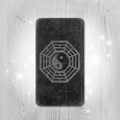 Tao Dharma Yin Yang Gadget Personalized Tech Gift by Lantadesign