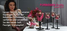 Forbidden Fruits,  Luxury, Sensual fragrances treat your self or a loved one. Visit cara.partylite.co Uk