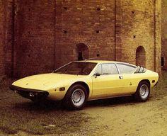 1977 Lamborghini Urraco