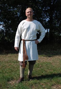 Perfect simple Viking garb