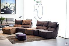 Modern sectional sofa Hip Hop calia italia | 14253_Butler | Sofa ...