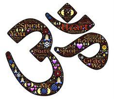 Namastê, Saudação, Espirituais, Ioga, Símbolo