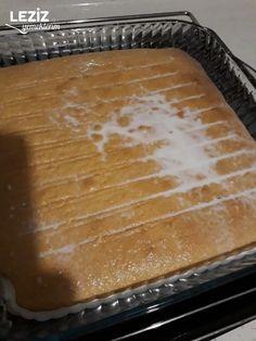 Trileçe (Yapım Aşamalı Anlatım) Tri Lece, Dessert Recipes, Desserts, Confectionery, Griddle Pan, Pudding, Cheese, Cake, Kitchen
