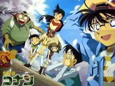 Detective Conan 1 Opening Japanese - YouTube