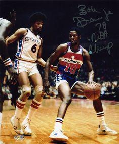 bob dandridge washington bullets / wizards #autographed 8x10 78 #NBA champs ins from $19.95