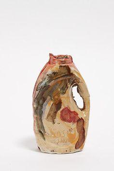 Josh Smith Untitled, 2012 Detail Ceramic sculptures; set of 13