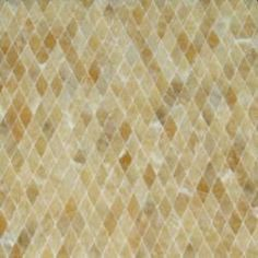 @Overstock - Enhance your home decor with a box of five mosaic tiles  Backsplash tile features a honey onyx diamond pattern  Home improvement offers an elegant look to a shower or bathhttp://www.overstock.com/Home-Garden/Honey-Onyx-Diamond-Pattern-Mosaic-Tiles-Set-of-5/4404914/product.html?CID=214117 $81.99