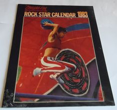 Chum FM Toronto 1983 Rock Star Calendar 17*12 Inch Jagger Live Rock Spots Large Safely Stored For Over 35 Years in Drawer 5 This Will be a great Gift for any Fan Shipping will be within 2 days of your payment All Sales are Guaranteed Satisfaction We are Fans so we know what fans Expect THEMIGHTYFINWAH Live Rock, All Sale, Toronto, Great Gifts, Calendar, Baseball Cards, Stars, Day, Drawer