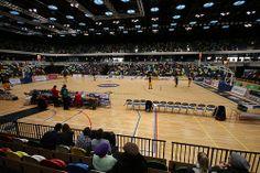 Copper Box Arena, Stratford, London
