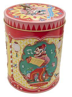 תיבת נגינה - קופסאת אחסון מפח | מקופלת לילדים ולהורים | מרמלדה מרקט