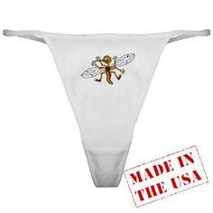 Albopictus, The Squashed Mosquito Classic Thong