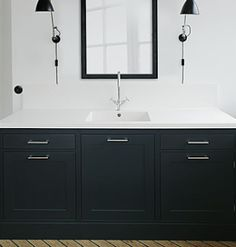 Kvänum baderom Bathroom Vanity, Bathroom, Inspiration, House, Home, Interior, Double Vanity, Bath